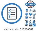 Checklist Icon With Bonus...