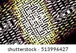 unusual abstract background  | Shutterstock . vector #513996427