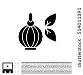 perfume bottle vector icon | Shutterstock .eps vector #514011391