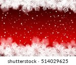 christmas background. new year...   Shutterstock . vector #514029625