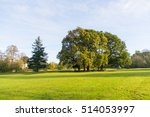 autumn time in the countryside. | Shutterstock . vector #514053997