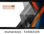 modern abstract backgrounds ... | Shutterstock .eps vector #514063105