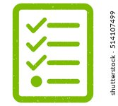 checklist rubber seal stamp...