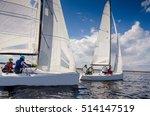 konakovo   april 19   team... | Shutterstock . vector #514147519