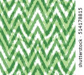 seamless abstract chevron ikat... | Shutterstock .eps vector #514178815