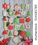 advent calendar | Shutterstock . vector #514181785