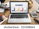 start up business strategy... | Shutterstock . vector #514188661