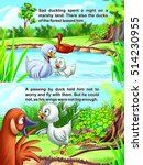 An Ugly Duckling Story For Kids