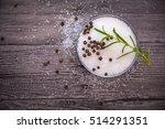 Salt  Rosemary And Black Peppe...