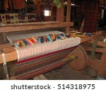 Weaving With An Old Traditiona...