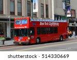 new york city   may 6  2013 ... | Shutterstock . vector #514330669