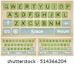 virtual keyboard for a...