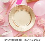 image of  birthday party... | Shutterstock . vector #514421419