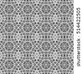 vector seamless pattern of... | Shutterstock .eps vector #514422505