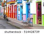 salento  colombia   october 4 ... | Shutterstock . vector #514428739