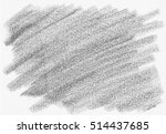 natural pencil texture. | Shutterstock . vector #514437685