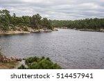 arareco lake. creel  chihuahua... | Shutterstock . vector #514457941