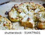 Vegetarian Roasted Cauliflower...