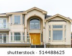 the top of the house or... | Shutterstock . vector #514488625