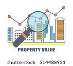 flat line illustration design... | Shutterstock .eps vector #514488931