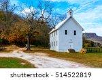 A Beautiful White Baptist...