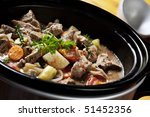 Beef Stew In A Slow Cooker ...