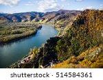 Landscape Of Wachau Valley ...