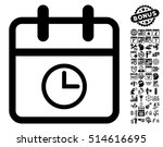 day time icon with bonus... | Shutterstock .eps vector #514616695