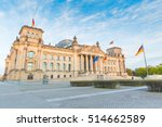 german reichstag  the german... | Shutterstock . vector #514662589