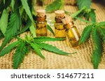 cannabis for treatment ... | Shutterstock . vector #514677211