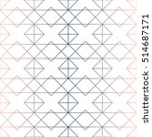 vector seamless pattern.... | Shutterstock .eps vector #514687171