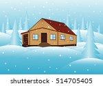 beautiful happy new year vector ...   Shutterstock .eps vector #514705405
