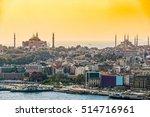 Hagia Sophia And Blue Mosque I...