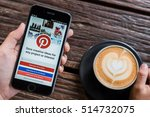 chiangmai thailand   june 4 ... | Shutterstock . vector #514732075