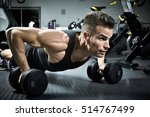 pushup | Shutterstock . vector #514767499