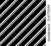 seamless diagonal stripe... | Shutterstock .eps vector #514775599