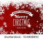 abstract background with... | Shutterstock .eps vector #514808851