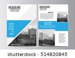 abstract flyer design...   Shutterstock .eps vector #514820845