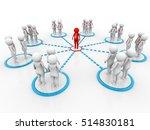 3d people  human character... | Shutterstock . vector #514830181