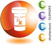 medication | Shutterstock .eps vector #51494395