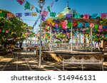 main square   puerto vallarta ... | Shutterstock . vector #514946131