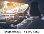 blurred picture of women... | Shutterstock . vector #514974559
