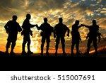 soldier | Shutterstock . vector #515007691