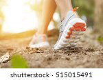 sports and healthy lifestyle... | Shutterstock . vector #515015491