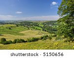 a view of the ribble valley... | Shutterstock . vector #5150656