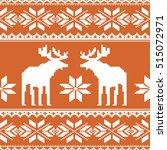scandinavian style seamless...   Shutterstock .eps vector #515072971