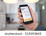alushta  russia   october 29 ... | Shutterstock . vector #515093845