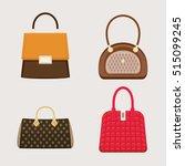 Trendy Handbags. Female...