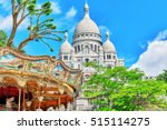 Sacre Coeur Cathedral On...