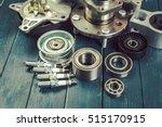 various car parts | Shutterstock . vector #515170915